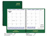 Green Monthly Planner